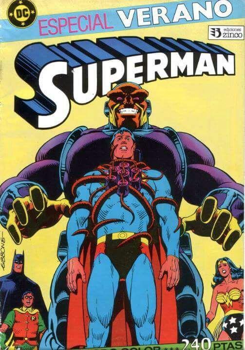 Superman Para El Hombre Que Lo Tiene Todo Recomendado Cómics