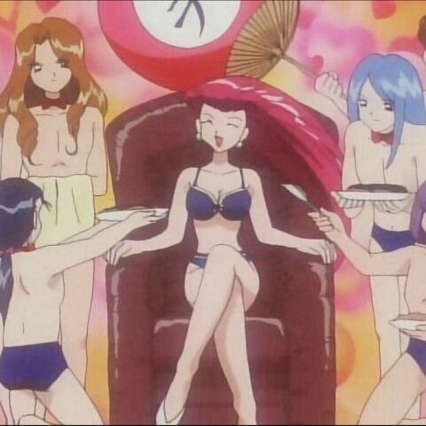 Jesse bikini pokemon