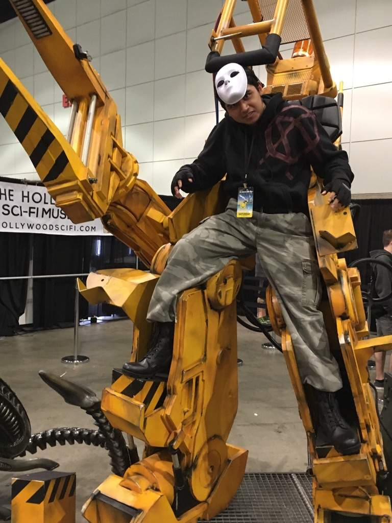 THEY HAD THE  ALIENS  POWER LOADER  sc 1 st  Amino Apps & Anarky Cosplay | Cosplay Amino