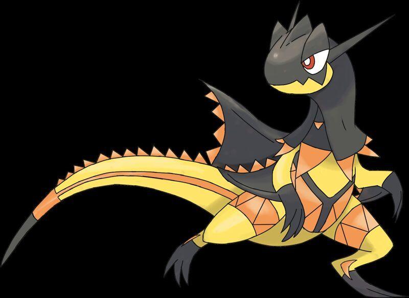 Картинки покемона гелиолиск