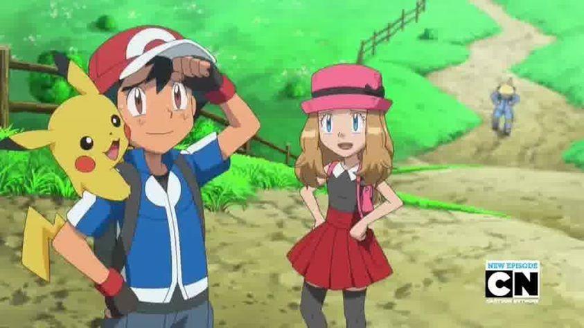 animeflavor pokemon xy