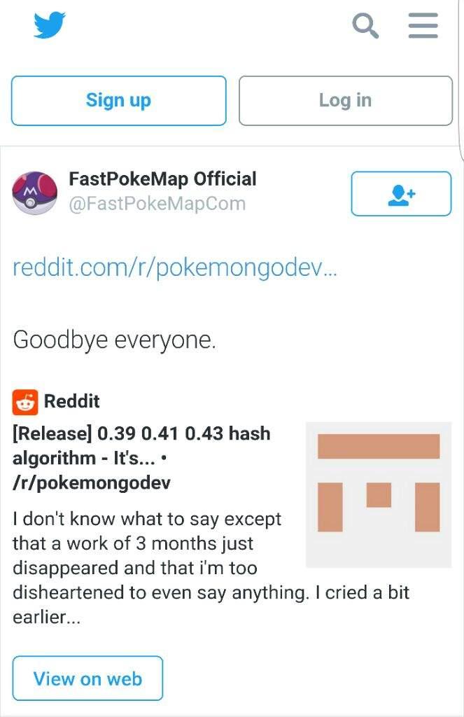FAST-POKEMAP GONE FOR GOOD! | Pokemon GO Amino