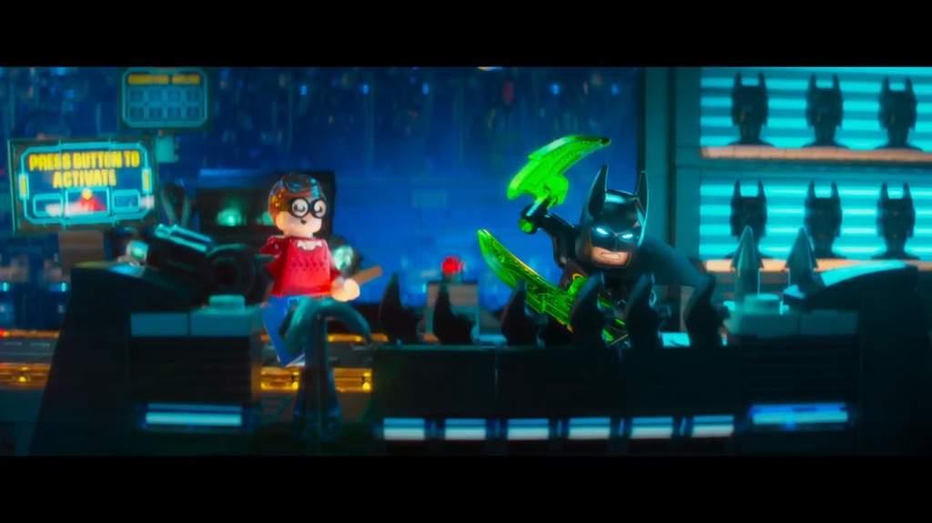 New Lego Batman Movie Trailer Easter Eggs | LEGO Amino