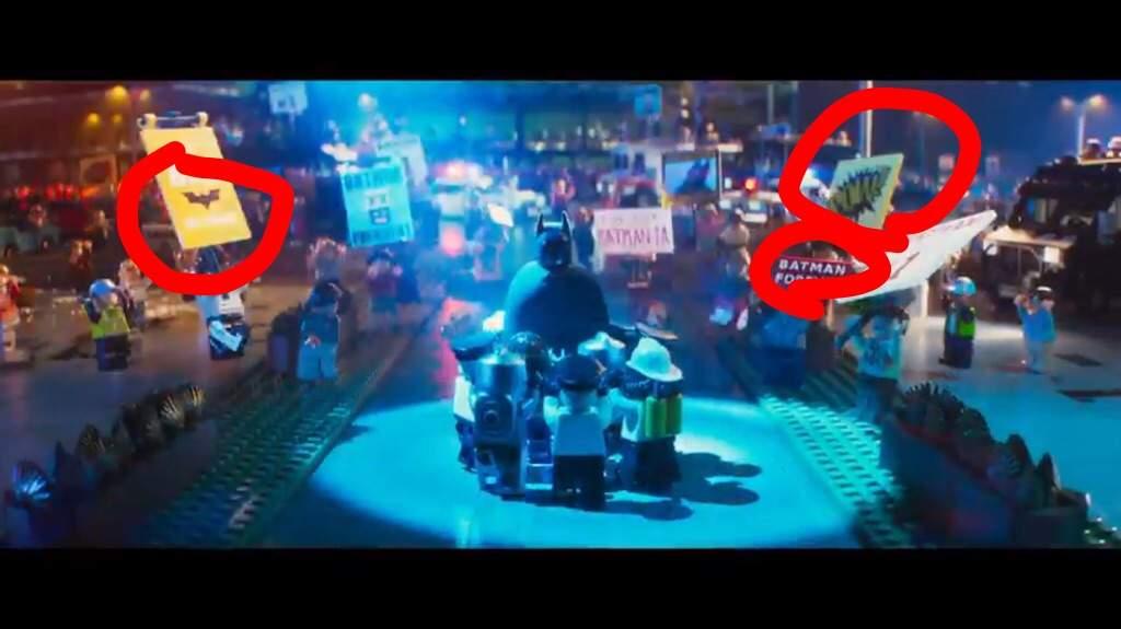 New Lego Batman Movie Trailer Easter Eggs Lego Amino