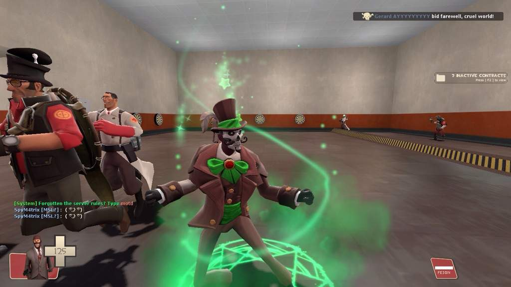 My Green Spy Loadout | Team Fortress 2 Amino