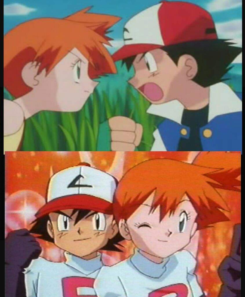 Ash And Misty Make Love