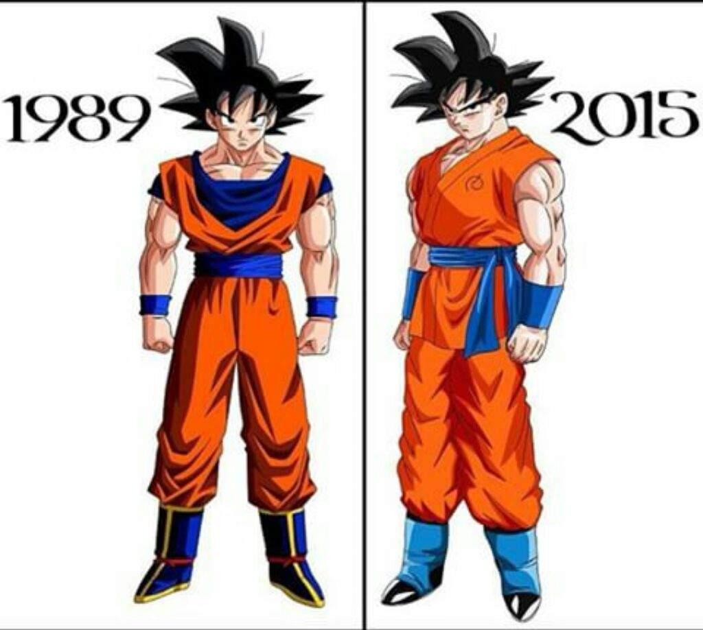 Whis Gi Outfit Vs Original Goku Outfit Dragonballz Amino