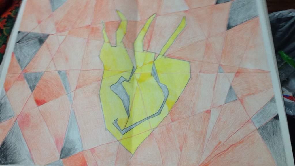 Yang Symbol Drawing Rwby Amino