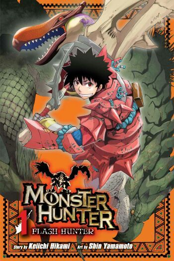 Monster Hunter Flash Why You Should Read It Anime Amino