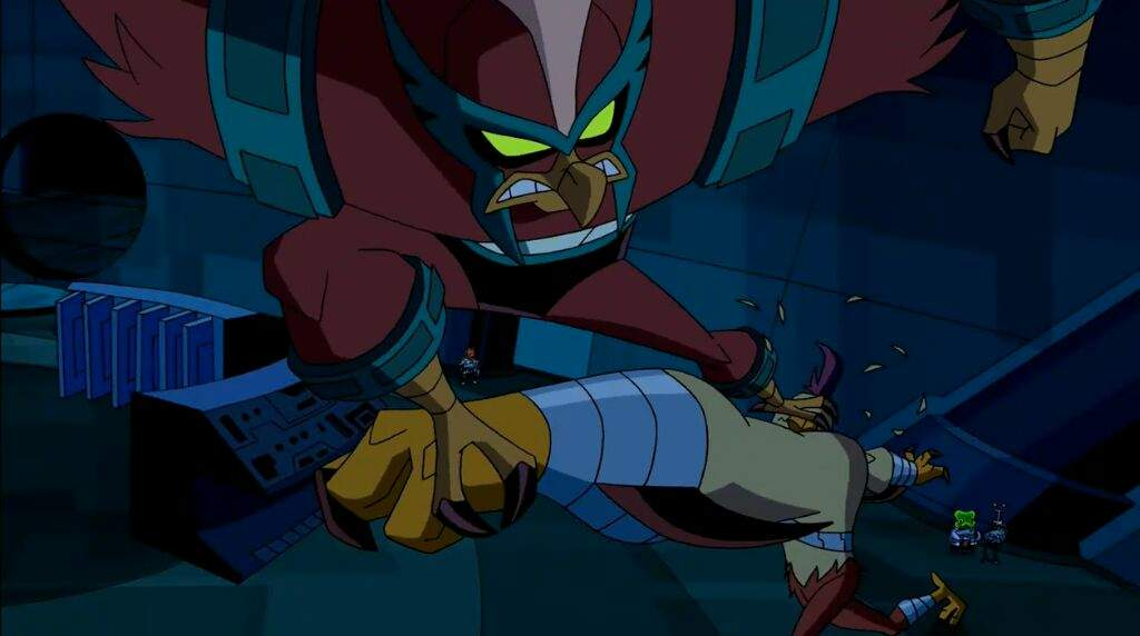 Kickin hawk vs wildcat ben 10 vs marvel dc 30 comics amino altavistaventures Images