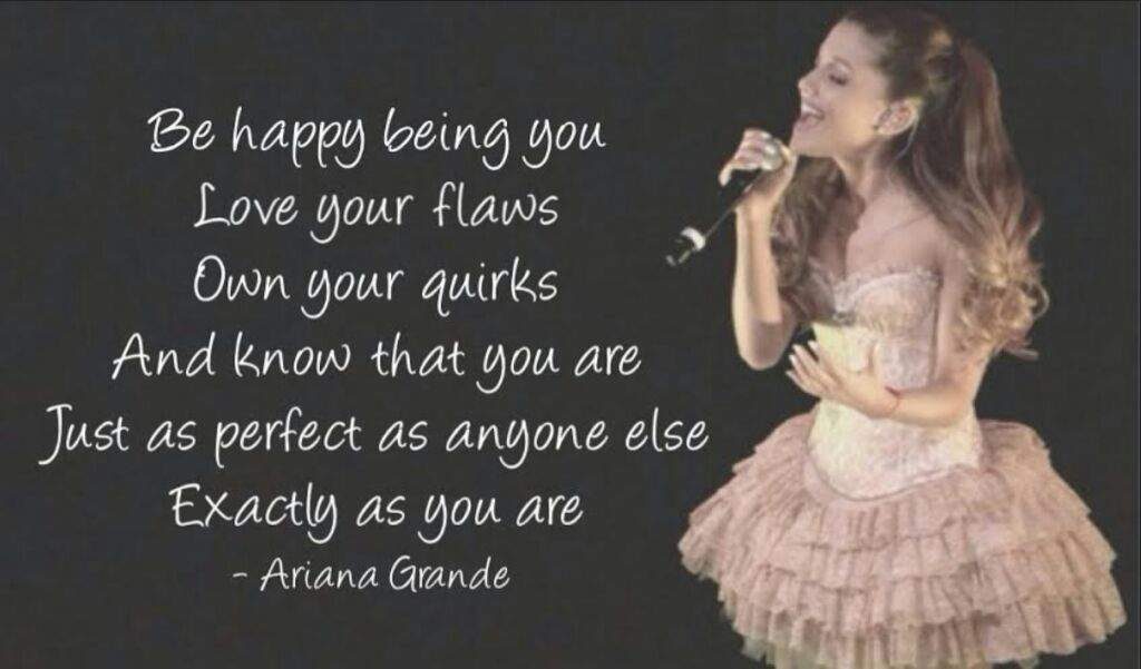 Poweful Ariana Quotes | Ariana Grande Amino