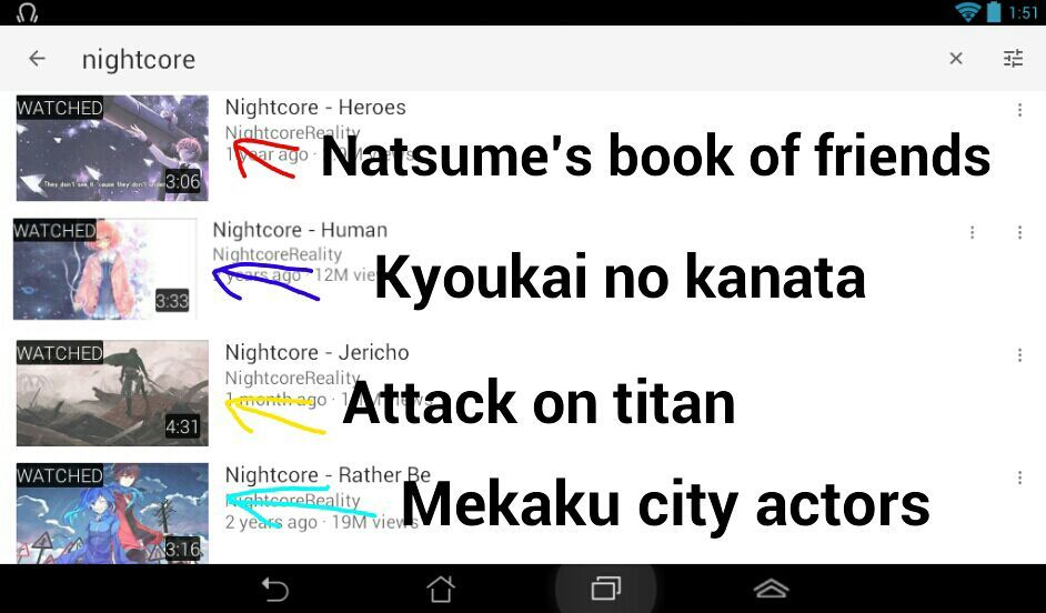 Nightcore ISNT Related To Anime Rant