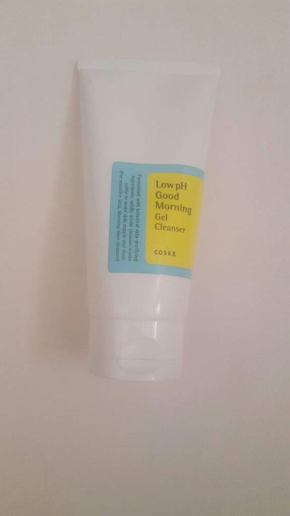 Low pH Good Morning Gel Cleanser by cosrx #4
