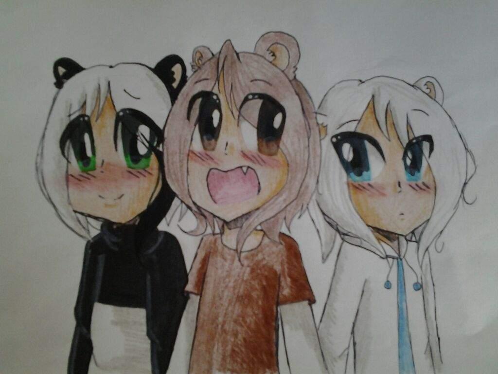 We bare bears human form | We Bare Bears Amino