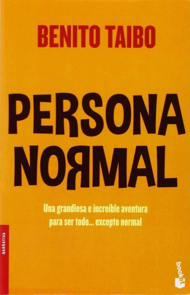 Frases Persona Normal Benito Taibo Libros Amino