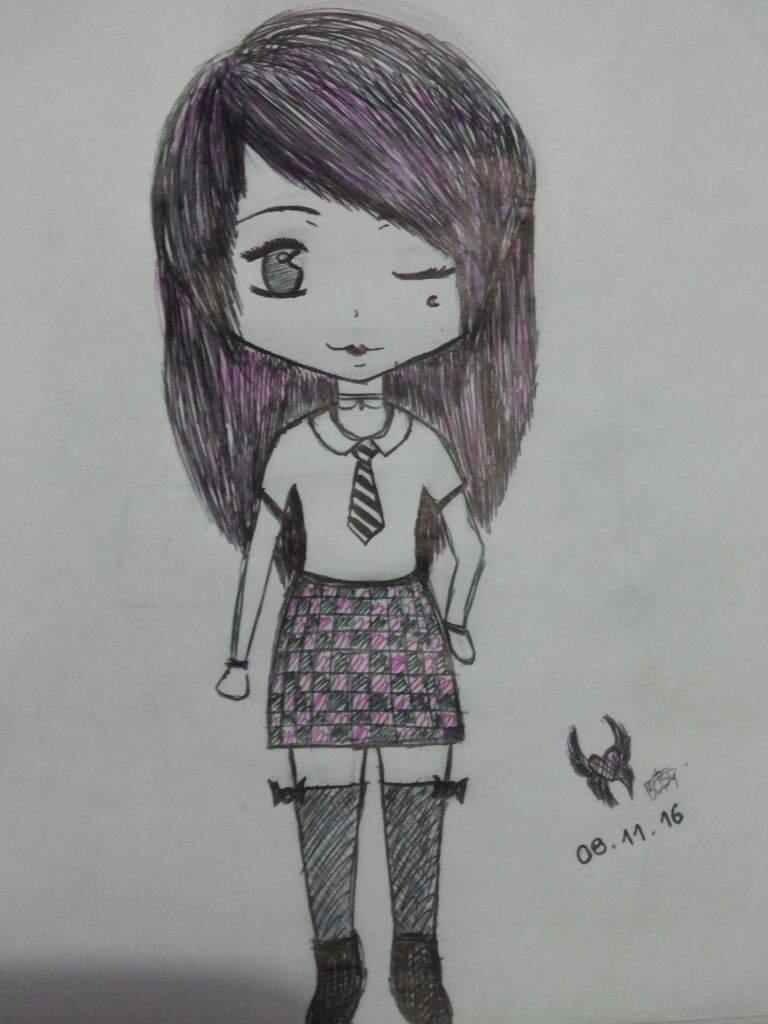 Emo Kawaii Dibujos Y Anime Amino