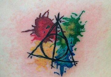 Los Mejores Tatuajes De Harry Potter Harry Potter Español Amino