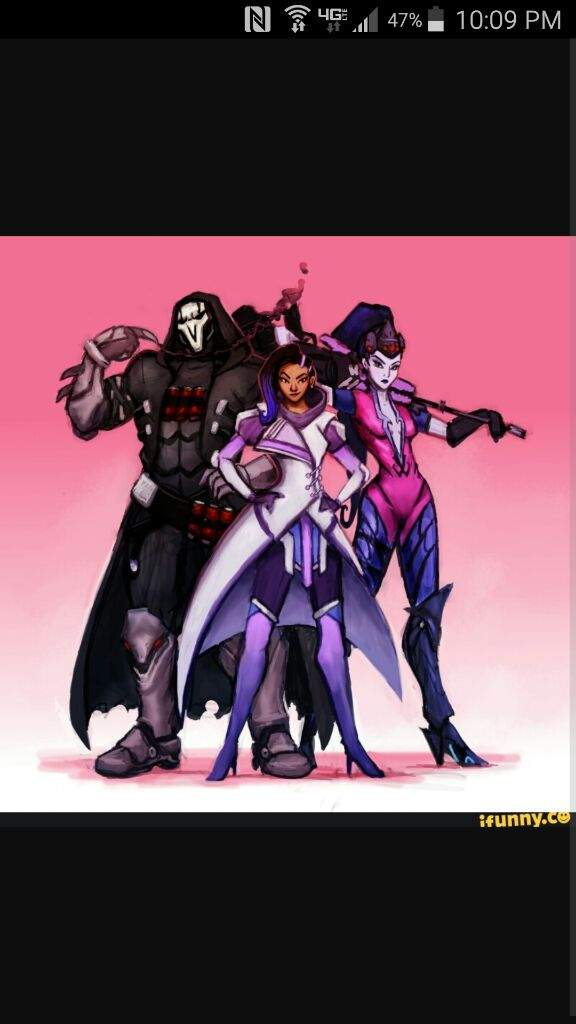 who is your favorite talon member overwatch amino