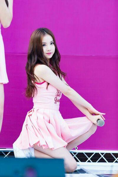 Eunha Biography, Facts & Life Story ~ World Super Star Bio