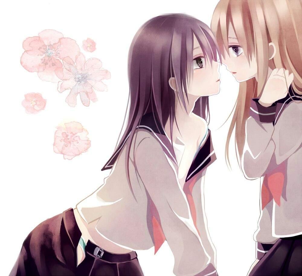 Yuri? | •Anime• Amino