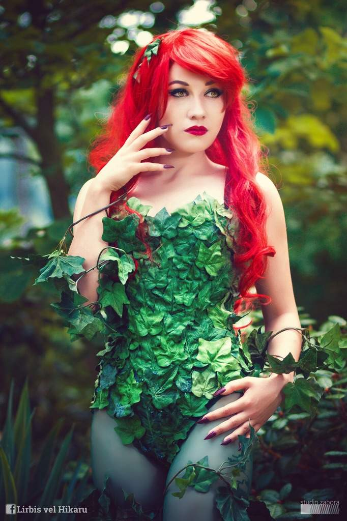 Poison Ivy Dress Up - Play DC Super Hero Girls Games ...