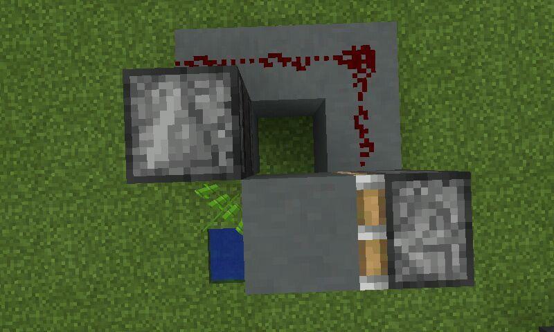 Minecraft: Auto sugar cane farm | Minecraft Amino
