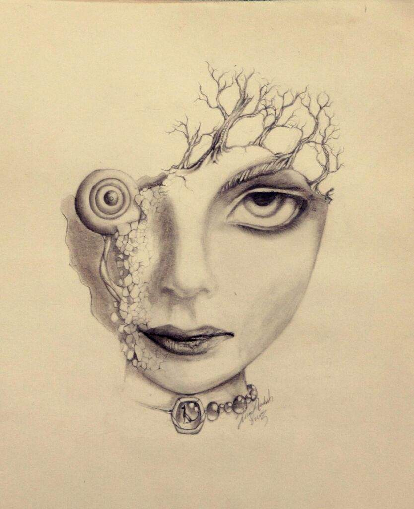 Mujer Surrealista Arte Amino Amino