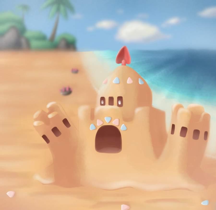 My pokemon sun and moon team | Pokémon Amino for Sandcastle Pokemon  70ref