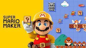 Como Creo Que Va A Ser Super Mario Maker Para La Nintendo Switch
