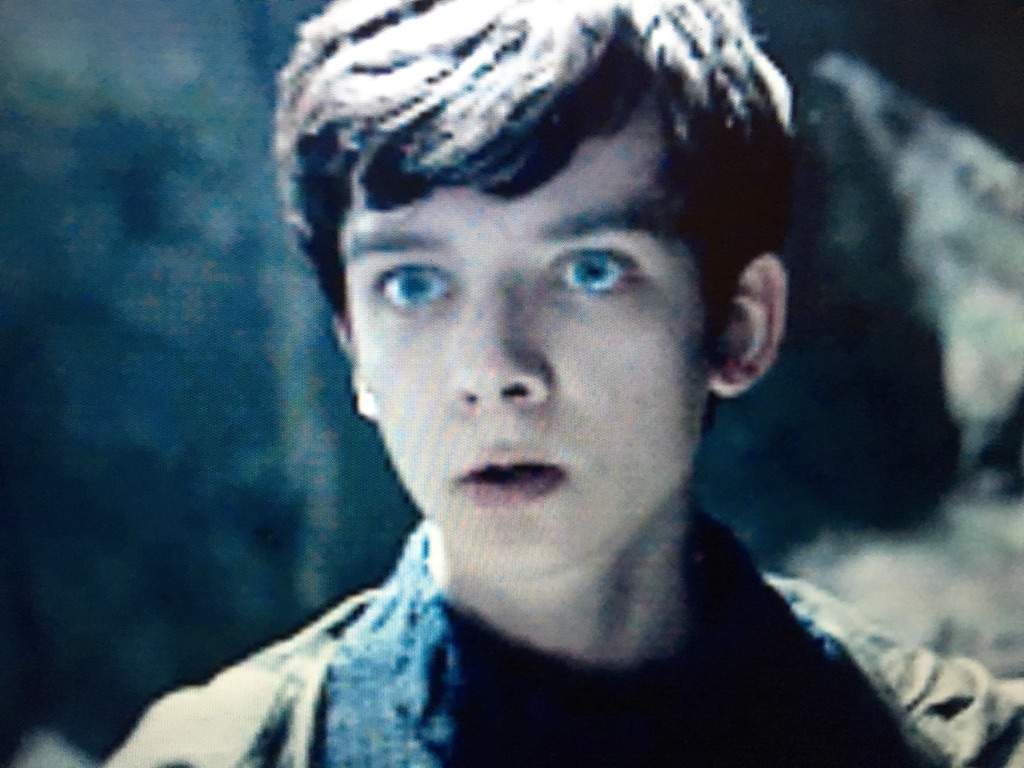 Miss Peregrine S Home For Peculiar Children Crossover Harry