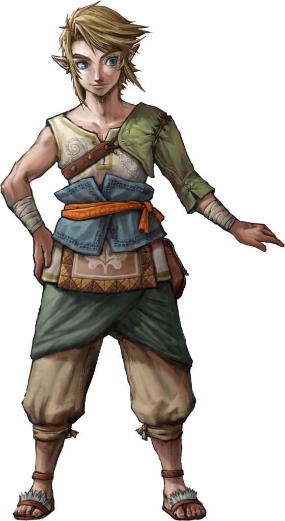 Random Headcanons: Twilight Princess Link | Zelda Amino