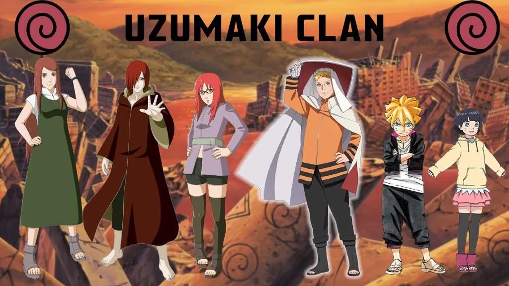 Uzumaki Clan   Naruto Amino