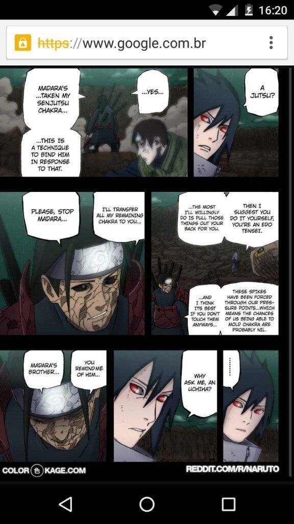 Izuna Uchiha | Naruto Amino