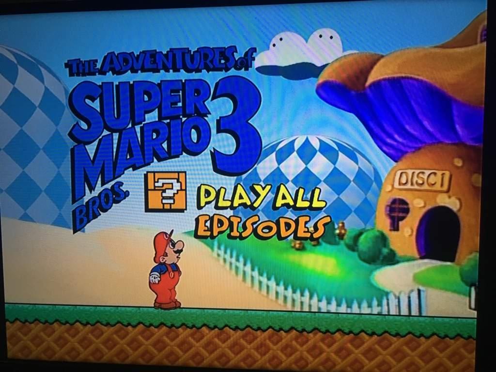 The Adventures of Super Mario Bros. 3 - Wikipedia