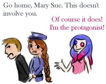 How To Avoid Making A Mary Sue OC RWBY Amino