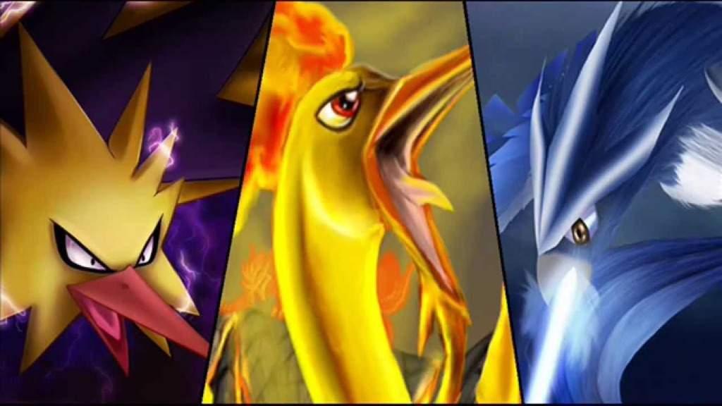 Especial Aves Legendarias!   •Pokémon• En Español Amino