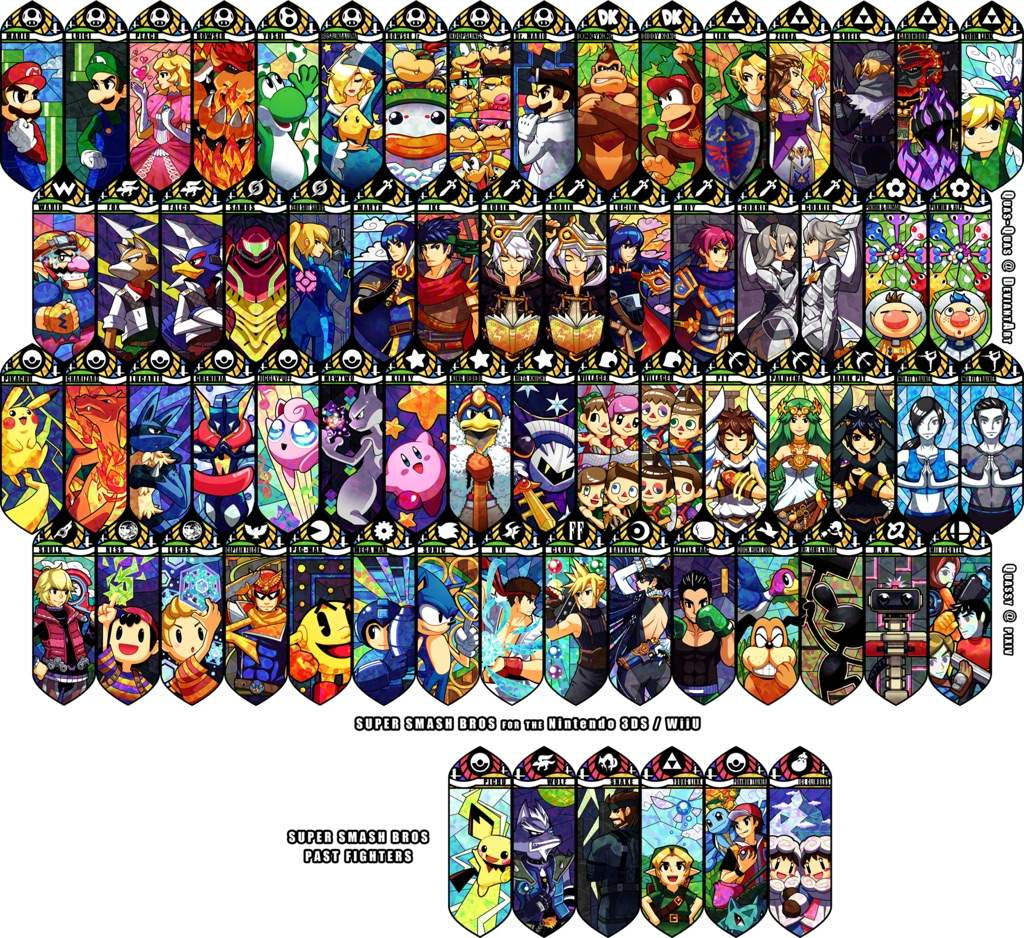 What Is Your Favorite Character Of Super Smash Bros Wii U Nintendo 3Ds