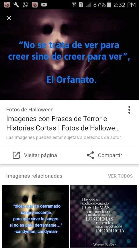 Foto Google Y Frases Terror Amino
