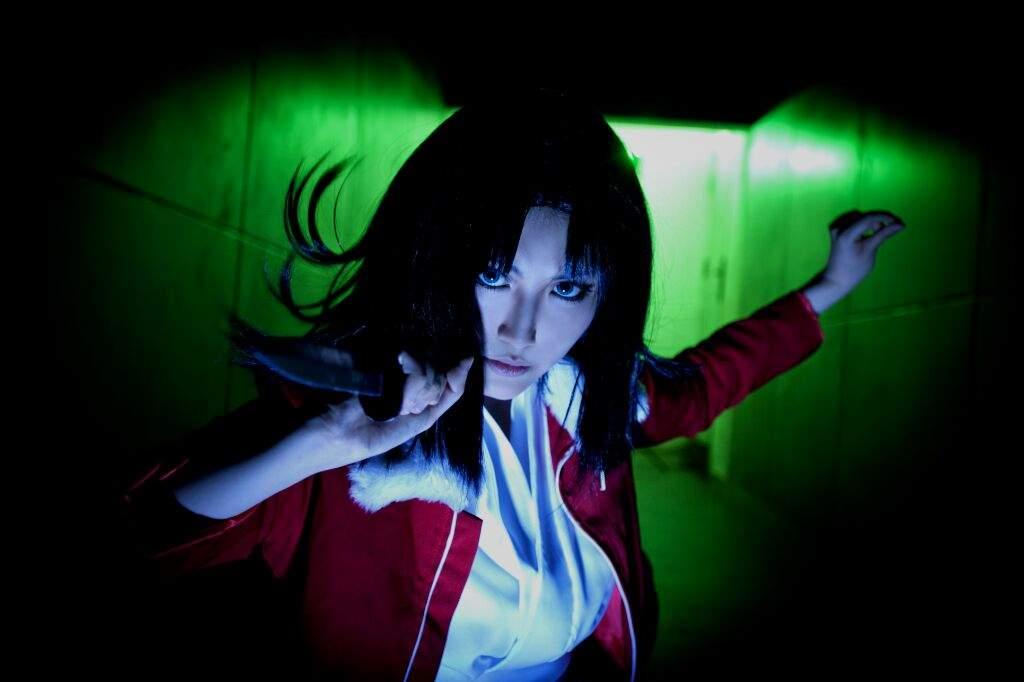 🔪Shiki Ryougi🔪 (💀The Garden of Sinners💀) cosplay 😆👌 | Anime Amino