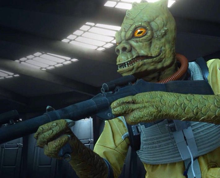 Thoughts On Bossk In Sw Battlefront Star Wars Amino