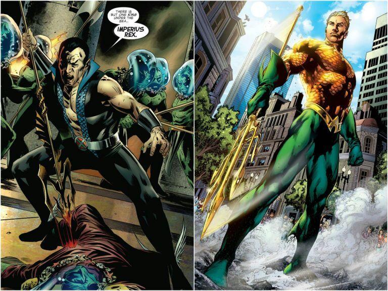 Aquaman Vs Namor Who Came First Comics Amino