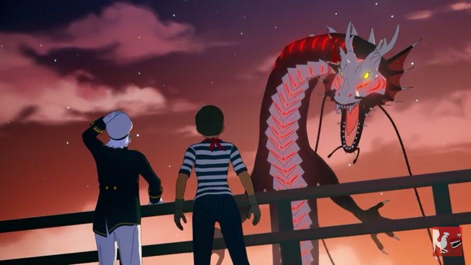RWBY | Volume 4 Episode 3 | Review | Cartoon Amino