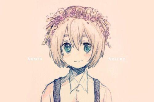 Resultado de imagen para Armin arlert