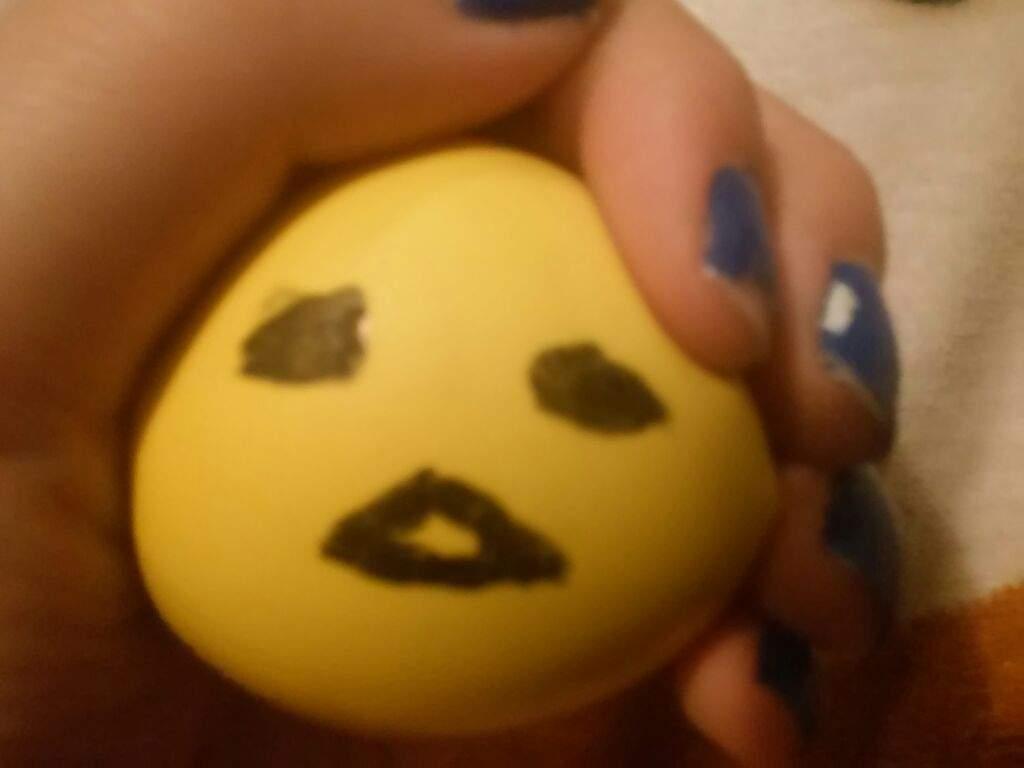 Home Made Gudatama Egg Squishy Stress Ball Squishy Love Amino