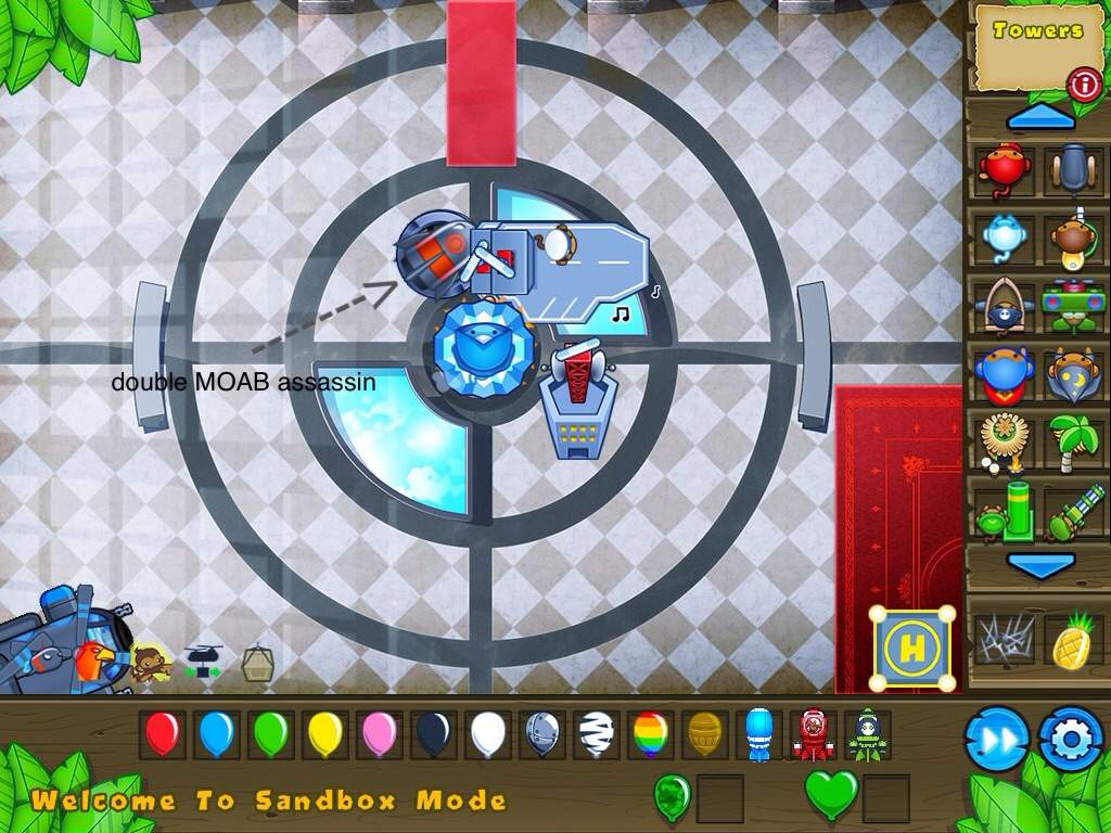 support chinook glitch | Bloons Amino