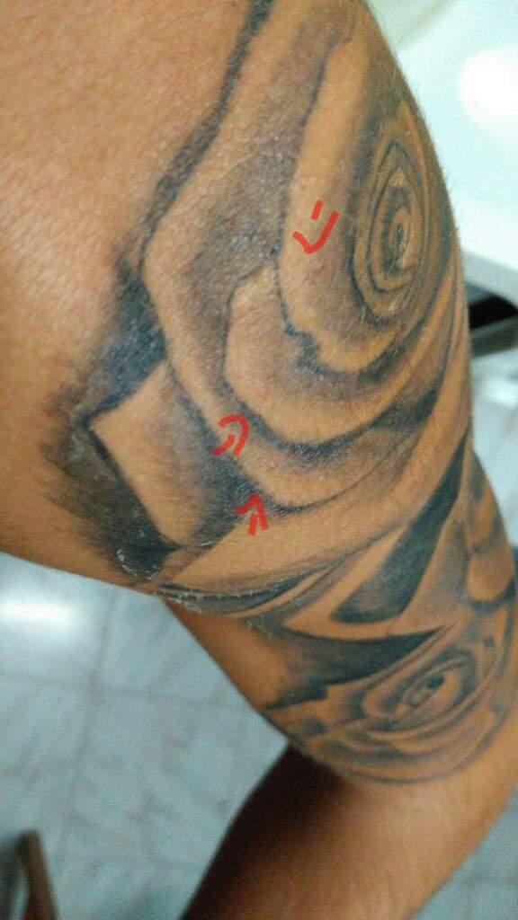 Please Do Not Ignore Tattoo Amino
