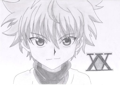 Killua Kun Hunter X Hunter Amino