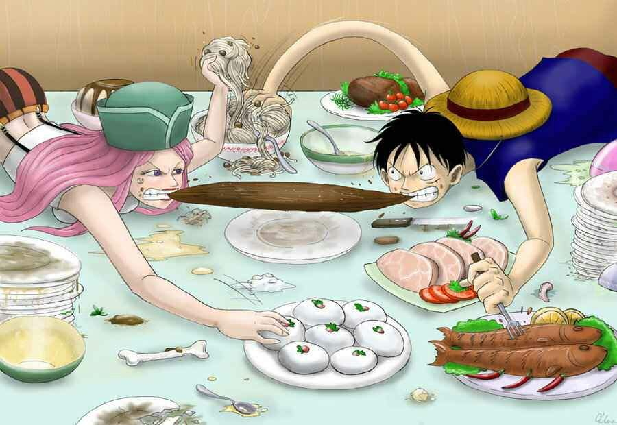 Monkey D Luffy V S Jewelry Bonney One Piece Amino