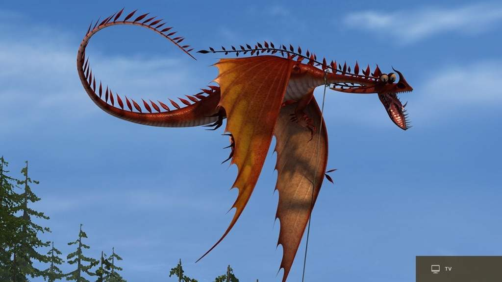 how to train your dragon changewing