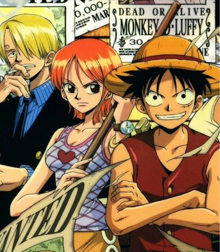 Scan Manga One Piece 928: Who's Your One Piece Best Friend?